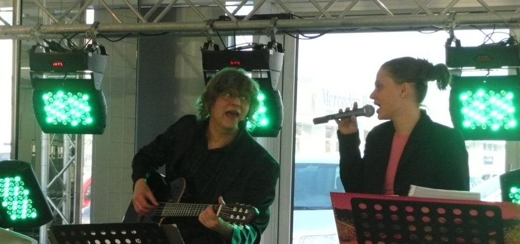 Jenny und Gerd Renault Januar 2010